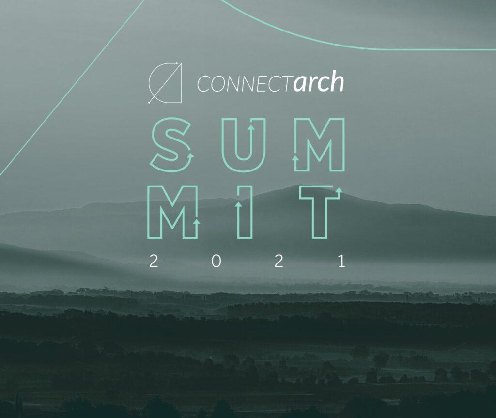 ELE ESTÁ DE VOLTA! 2ª edição do Connectarch Summit