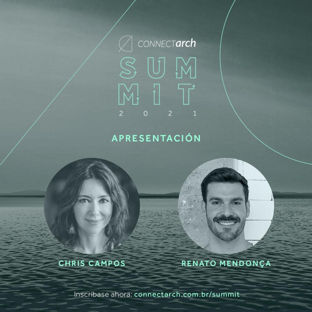 Conozca los presentadores de Connectarch SUMMIT 2021