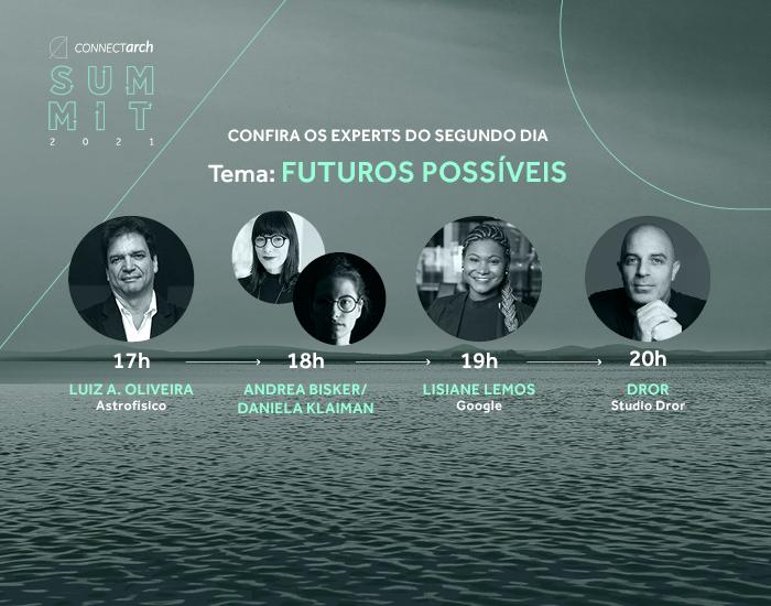 Connectarch Summit: conheça os palestrantes do 2º dia